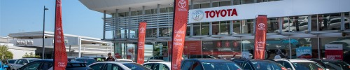 About Toyota Certified Vehicles Banner